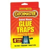 Catchmaster 104 Baited Mouse Glue Trap, PK4