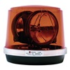 Federal Signal 444122-02 Warning Light, Halogen, Amber