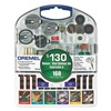 Dremel 710-05 All Purpose Dremel Accessory Set, 160 Pc