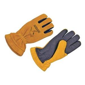 Honeywell Firefighters Gloves, S, Kangaroo, PR at Sears.com