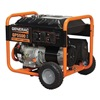 Generac 5939 Portable Generator, Rated Watts 5500, 389cc