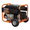 Generac 5940 Portable Generator, Rated Watts 6500, 389cc