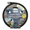 Swan CSNCPM58025 Water Hose, Rnfrcd Rubr, 5/8 In ID, 25 ft L