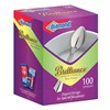 Diamond 41426 00983 Plastic Spoon, Silver, PK 1000