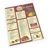 Sircle MENU-07 Heat Laminating Pouches, 12x18in, PK100