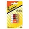 Cooper Bussmann AK-6 Automotive Fuse, Amps 6
