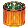 Approved Vendor 6JZG2 Tower Light LED Module, 24VDC, 60mm, Ylw