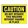 Stranco Inc OSL-802-10PK Label, Instruction, 3-1/2 In. H, PK 10
