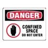 Stranco Inc OSL-823-10PK Label, Information, 3-1/2 In. H, PK 10