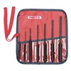 Proto J49007S2 Roll Pin Punch Set, S2, 1/16-1/4 In, 7 Pc