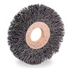 Weiler 15563 Wire Wheel, Crimp, 3 D, Max RPM 20, 000