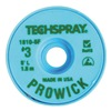 Tech Spray 1810-5F Pro Wick Green #3 Braid - AS