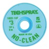 Tech Spray 1822-10F No-Clean Green #3 Braid - AS