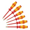 Wera 05006145006 Insulated VDE Screwdriver Set, 6 Pc