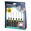 Wera 05030170002 ESD Combo Screwdriver Set, 6 Pc