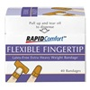 Rapid Comfort 3JNJ7 Bandage, Flexible Fabric, PK40
