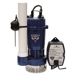 PHCC PRO SERIES Submersible Sump Pump, 1/3 HP, 3.8 Amps at Sears.com