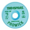 Tech Spray 1810-10F Pro Wick Green #3 Braid - AS