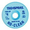 Tech Spray 1823-5F No-Clean Blue #4 Braid - AS
