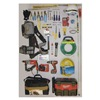 Approved Vendor 7HZ48 Milwaukee Sat Install Kit, Large