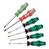 Wera 05347778001 Combo Screwdriver Set, 6 Pc
