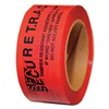 Approved Vendor 5UNN6 Tamper Evident Tape, 2In x 60Yd, Red