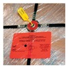 Approved Vendor 5UNR3 Pallet Security Clip, Refill, PK 200