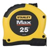 Stanley 33-279 Measuring Tape, 25 Ft, Yellow/Black, Top Lock