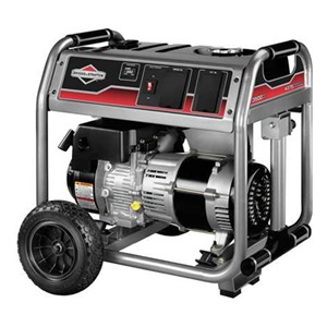 Briggs & Stratton Portable Generator, Rated Watts3500, 250cc at Sears.com