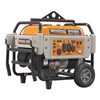 Generac 5930 Portable Generator, Rated Watts 6500, 410cc