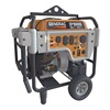 Generac 5932 Portable Generator, Rated Watt10000, 530cc