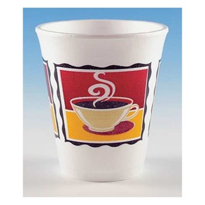 Wincup Cup, Disposable, 8 Oz, Javalicious, PK 1000 213570 at Sears.com