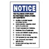 Panduit PVS0503N458Y Lockout Label, 5 In. H, 3-1/2 In. W, PK 2