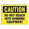 Stranco Inc OSL-806-10PK Label, Instruction, 3-1/2 In. H, PK 10