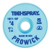 Tech Spray 1811-10F Pro Wick Blue #4 Braid - AS