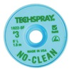 Tech Spray 1822-5F No-Clean Green #3 Braid - AS