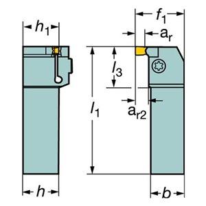 Sandvik Coromant RG123G028-16C