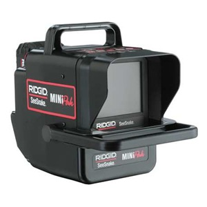Ridgid MiniPak Monitor, Drain, 18V Li-Ion, 5.7 In at Sears.com