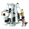 Promaxima P-130A 2-Stack Multi-Gym, 109 x 64 x 90 In.