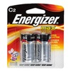 Eveready Battery Co E93BP-2 ENER 2PK C Alk Battery