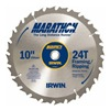 "Irwin Industrial Tool Co 14233 10""x 24T Saw Blade"