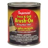 Imperial Mfg Group Usa Inc CH0134 16OZ BLK Brush On Paint