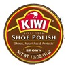 S C Johnson Wax 10113 1-1/8OZ BRN Shoe Paste
