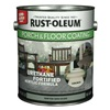 Rust-Oleum 244058 Gallon Pewter Semi-Gloss Porch Finish