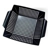 Progressive Global Enterpr 43007 Grill Zone Square Porcelain Wok Topper