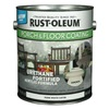 Rust-Oleum 244858 Gallon Pure White Satin Porch Finish