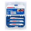 "LENOX 10734 15RKG 6""x3/4"" 15Pc Bi-Metal TUFF TOOTH RecipBlade Kit w/Case"