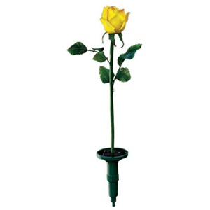 Norwood Usa Inc Finish Yellow Rose Solar Light at Sears.com