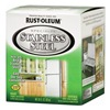 Rust-Oleum 247963 QT Stainless Steel Ind/Out Paint