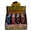 Miracle Beam Marketing Inc 42945 9LED Paw Print Pet Lite, Pack of 12